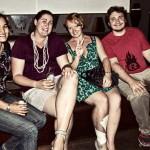 Tamara, Jackie, Jess & Chris