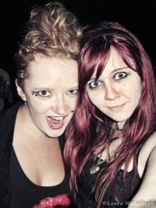 Jess & me