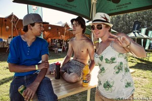 Leon, Geoff & Jess