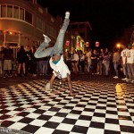 break-dancer