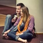 barefoot couple