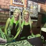 El Jimador promo girls