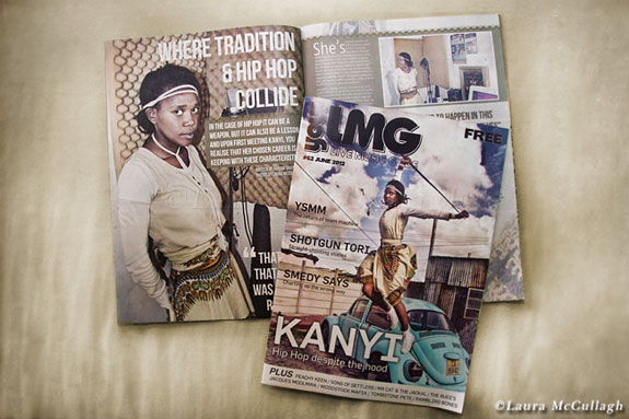 LMG June 2012 - Kanyi feature