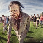 The Great Cape Town Zombie Walk 2012