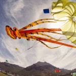 The 18th annual Cape Town International Kite Festival at Muizenberg