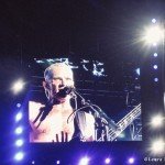 Red Hot Chili Peppers at the Cape Town Stadium