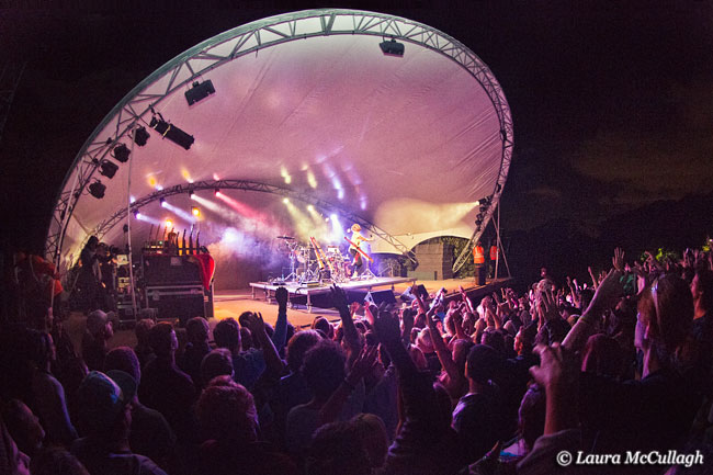 Parklife Festival Xavier Rudd Jeremy Loops Farryl Purkiss At