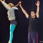 Cirque du Soleil workshop with Zip Zap