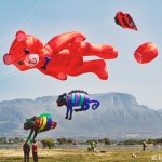 The 19th Cape Town International Kite Festival in Muizenberg
