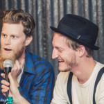 The Lumineers Cape Town press conference