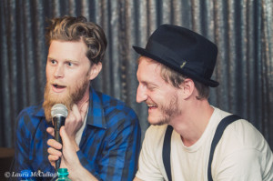 The Lumineers press conference