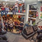 Francois van Coke: secret single launch at The Eye