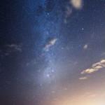 The Milky Way over Langebaan