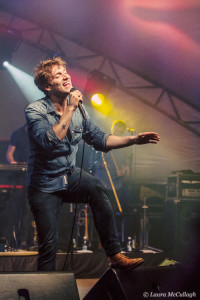 Paolo Nutini at Kirstenbosch