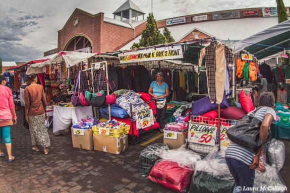 KKNK 2015: classy market stalls
