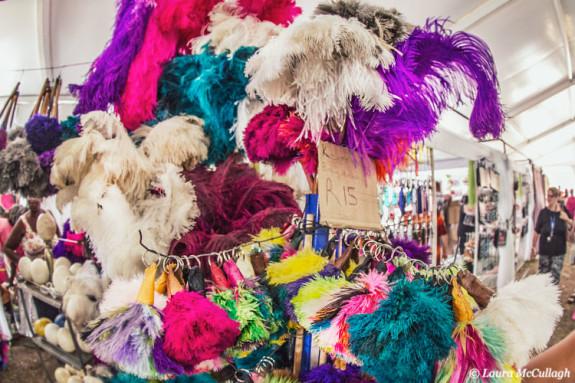 KKNK 2015: inside the tourist market area