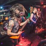 Infanteria - Where Serpents Conquer album launch at ROAR