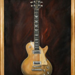New painting: Gibson Les Paul