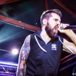 Atlantic South EP launch with Facing the Gallows and ohgod at Mercury