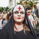 Cape Town Zombie Walk 2015