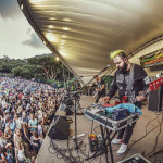 Zebra & Giraffe's farewell show with Monark at Kirstenbosch