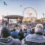 Stone Jets at the V&A Waterfront Amphitheatre