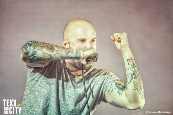 Oppikoppi 2016: August Burns Red