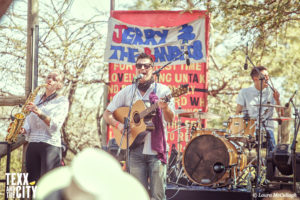 Oppikoppi 2016: Jerry and the bandits