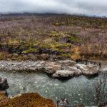 Abisko canyon
