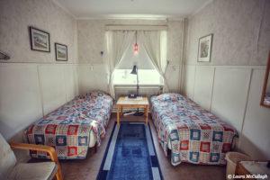 Kiruna: The Yellow House