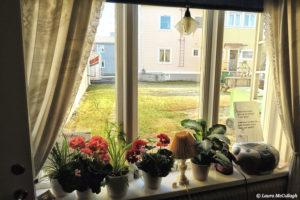 Kiruna: The Yellow House (the eternally-on radio)