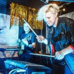 Lo-ghost album launch at Manila bar, feat. Felix Laband, Angel-ho & K-$