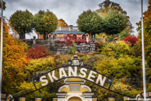 Djurgården: Skansen