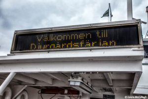 Södermalm ferry